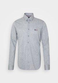 Tommy Hilfiger Tailored - TECH FLEX SLIM - Shirt - grey - 4