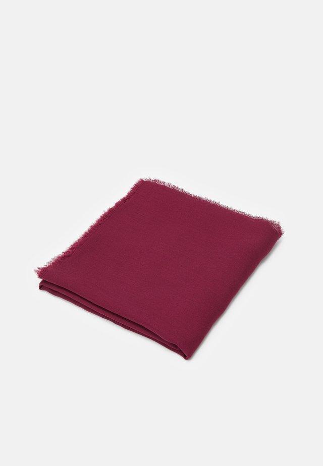EMA - Šátek - aubergine