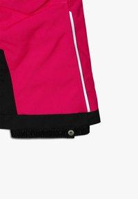 Reima - ORYON - Snow pants - raspberry pink - 3