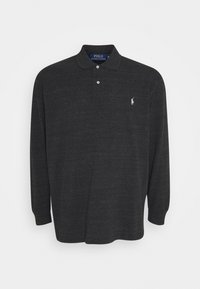 Polo Ralph Lauren Big & Tall - BASIC - Polo - black marl heather - 0