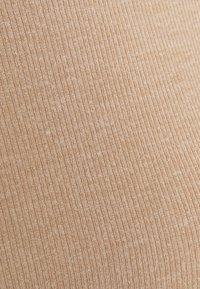 Anna Field - Long sleeved top - mottled beige - 2