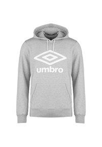 Umbro - Hoodie - grey marl - 0