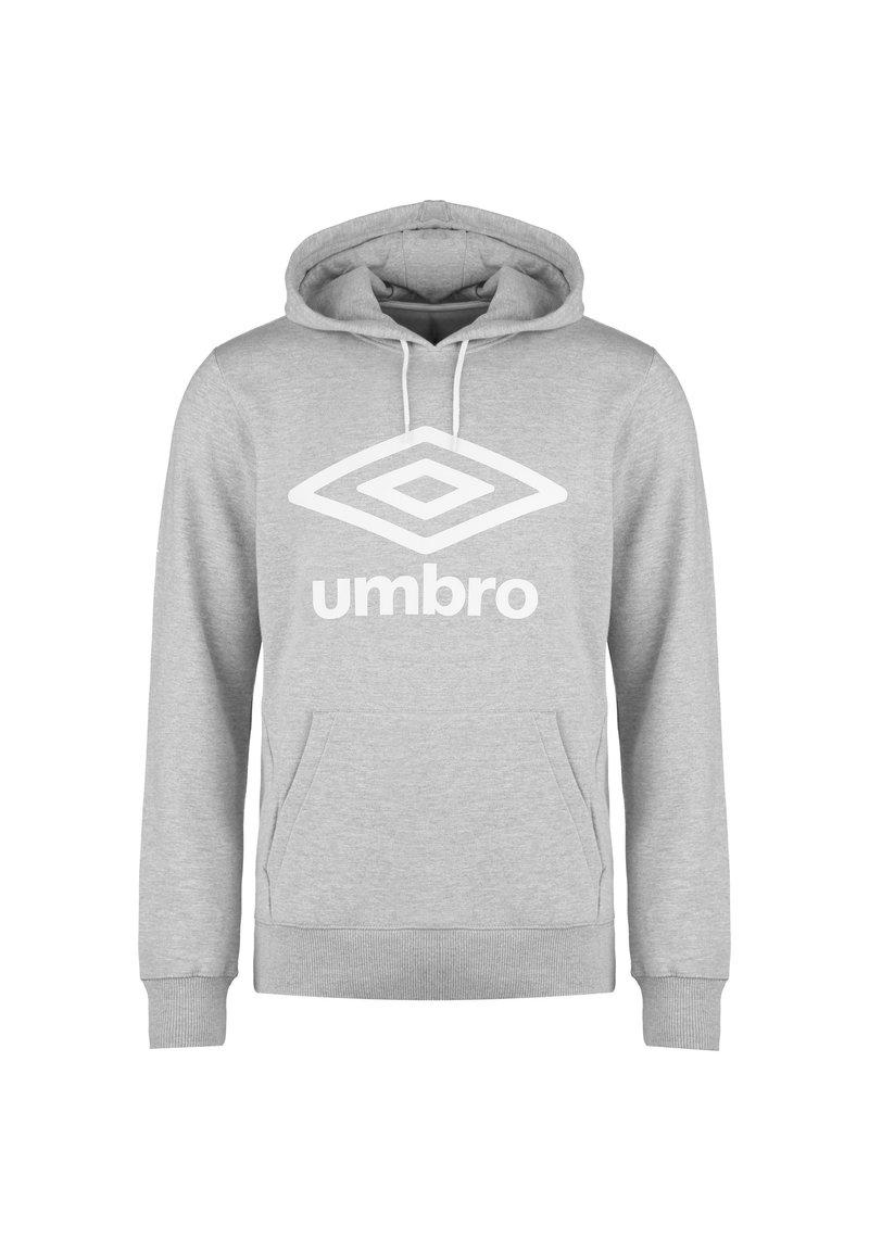 Umbro - Hoodie - grey marl