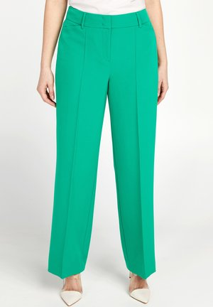 PIROSSA - Trousers - forest green