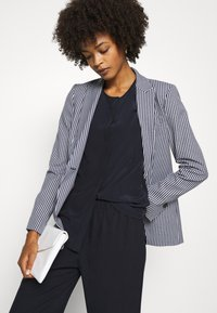 Tommy Hilfiger - Blazer - gingham blue ink/white - 3