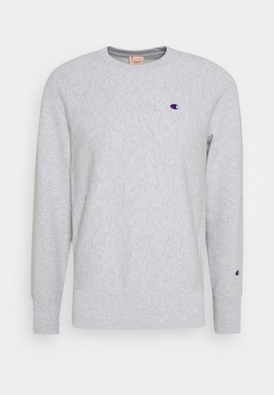 CREWNECK  - Sweatshirt - mottled light grey