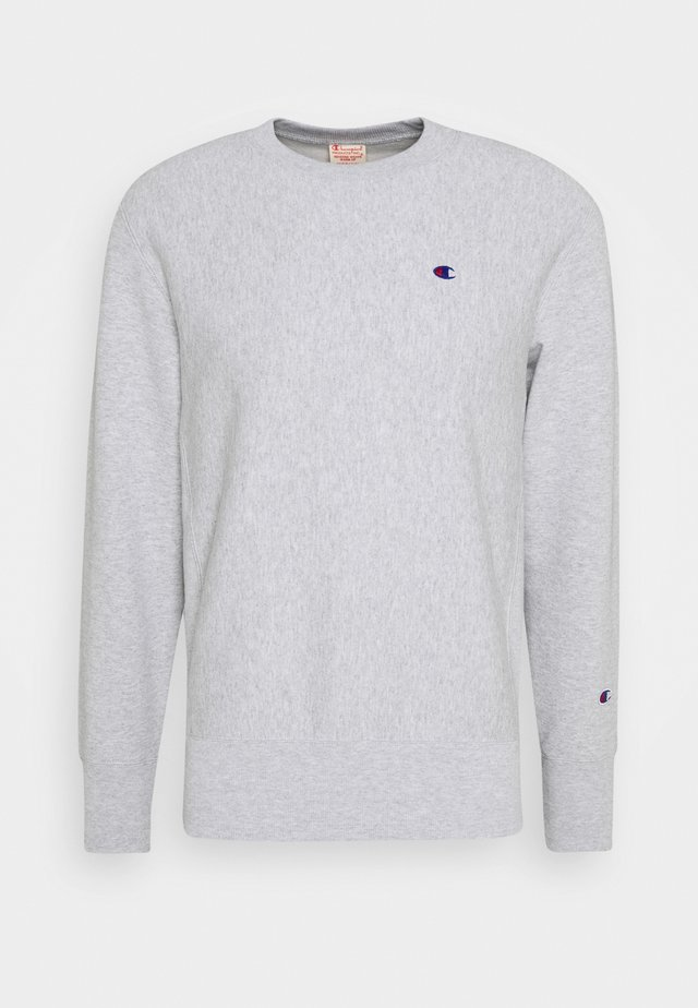 CREWNECK  - Felpa - mottled light grey