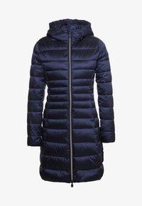 Save the duck - IRIS - Winter coat - blue black - 3