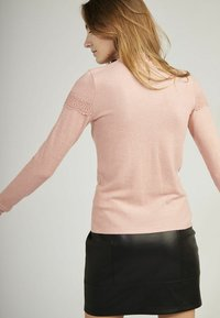 NAF NAF - Long sleeved top - pink - 3