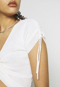 Pepe Jeans - DUA LIPA x PEPE JEANS - Print T-shirt - white - 5