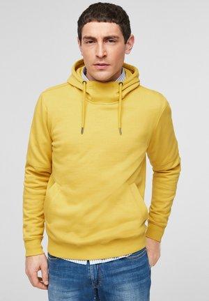 MIT KAPUZE - Hoodie - yellow