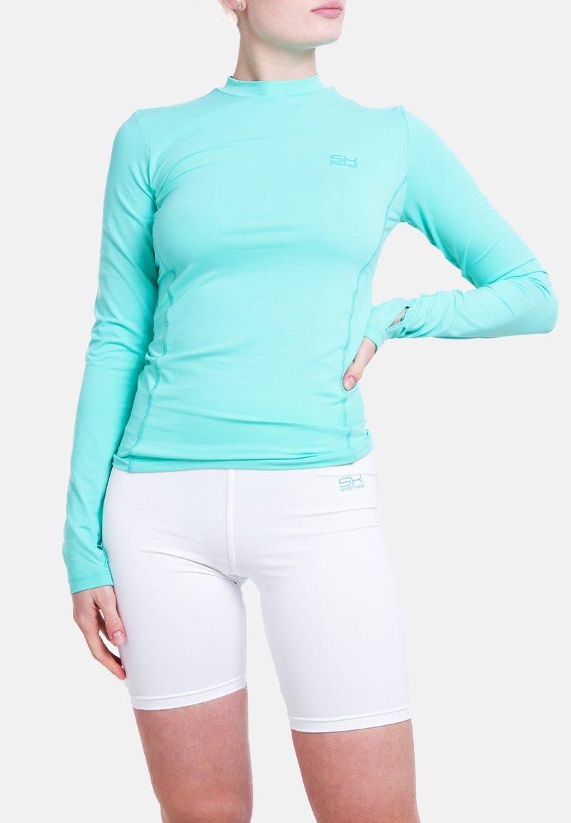 SPORTKIND - Sports shirt - mint
