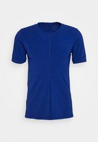 Nike Performance - DRY YOGA - T-shirt basic - deep royal blue/black - 4