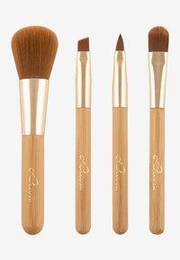 Luvia Cosmetics - TRAVEL BAMBOO TUBE - Zestaw pędzli do makijażu - - - 3