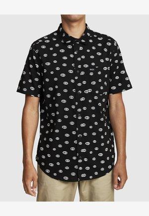 ED TEMPLETON TEMPLETON EYES CHEMISE  - Shirt - black