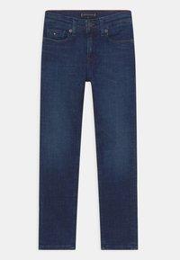 Tommy Hilfiger - SCANTON SLIM - Slim fit jeans - blue denim - 0