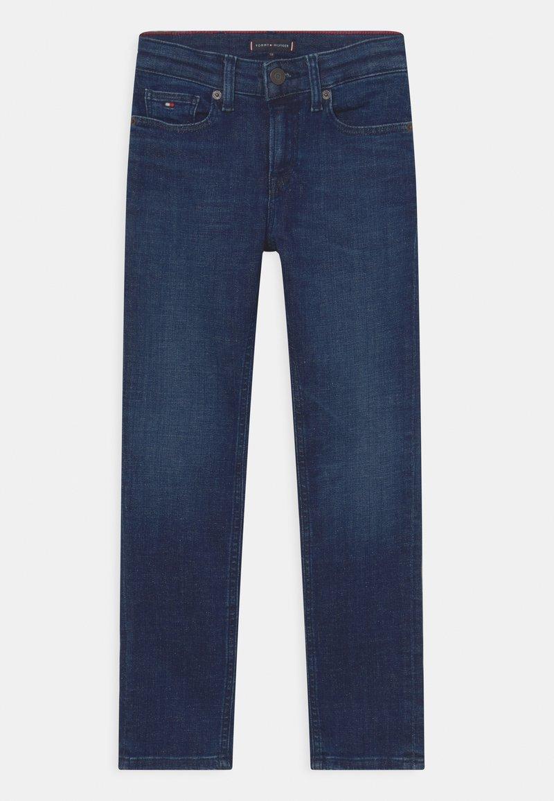 Tommy Hilfiger - SCANTON SLIM - Slim fit jeans - blue denim