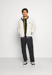 Obey Clothing - THIEF JACKET - Winter jacket - natural - 1