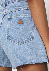 Abrand Jeans - A VENICE - Jeansshort - esmeralda - 3