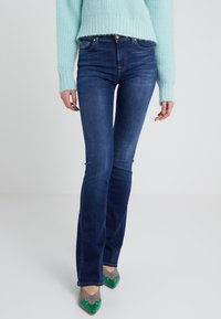 7 for all mankind - Jeans Bootcut - bair duchess - 0