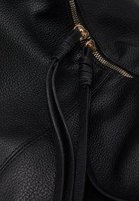 Dorothy Perkins - SORRENTO HOBO BAG - Tote bag - black - 4