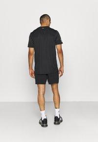 adidas Performance - ERGO SHORT - Sportovní kraťasy - black/white - 2