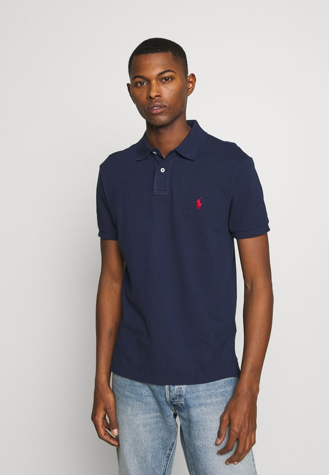 BASIC - Polo shirt - newport navy