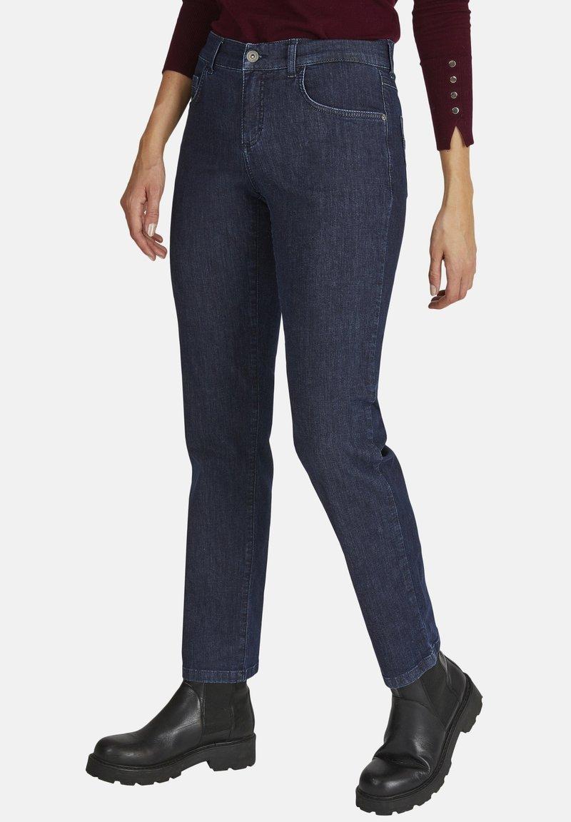 Angels - DOLLY - Straight leg jeans - dunkelblau