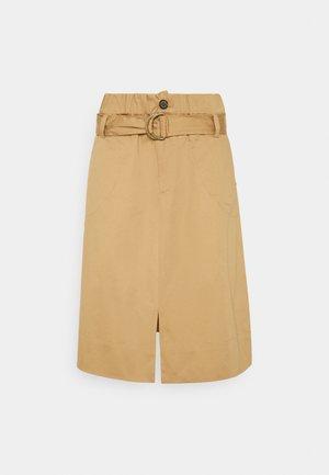 AVIA COLE SKIRT - A-line skirt - new sand