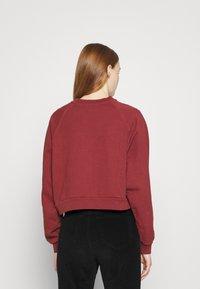 Levi's® - VINTAGE CREW - Sweatshirt - madder brown - 2