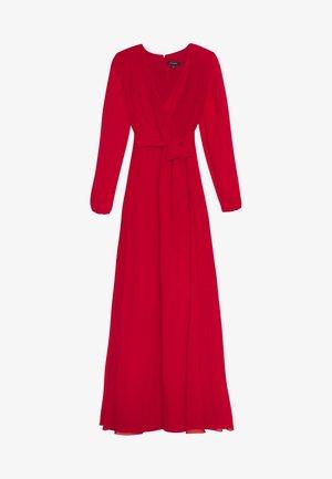 Cocktailkjole - dark red