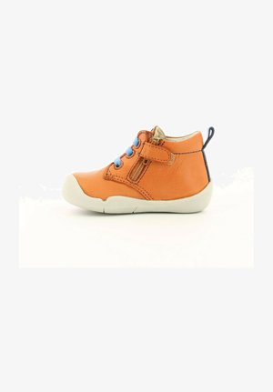 WAZZAP - Baby shoes - camel