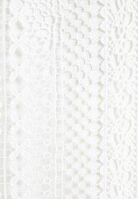 Dorothy Perkins Tall - SLEEVELESS VEST - Top - white - 2