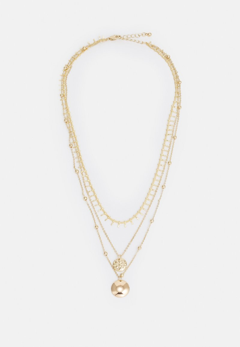 Pieces - PCKEISE NECKLACE - Necklace - gold-coloured