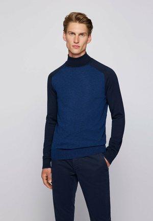 KAMNIORE - Jumper - dark blue