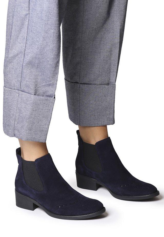 TIVAT-SY - Boots à talons - mari