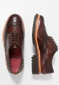 Grenson - ARCHIE - Lace-ups - brown - 1