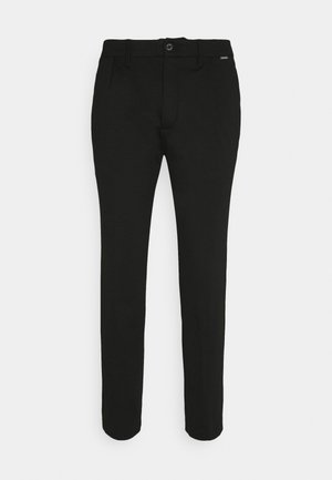 PUNTO MILANO PANT - Trousers - black