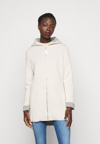 ONLY Tall - ONLLENA BONDED COAT - Manteau court - moonbeam - 0