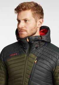 Phenix - INTERLOCK - Soft shell jacket - khaki - 3