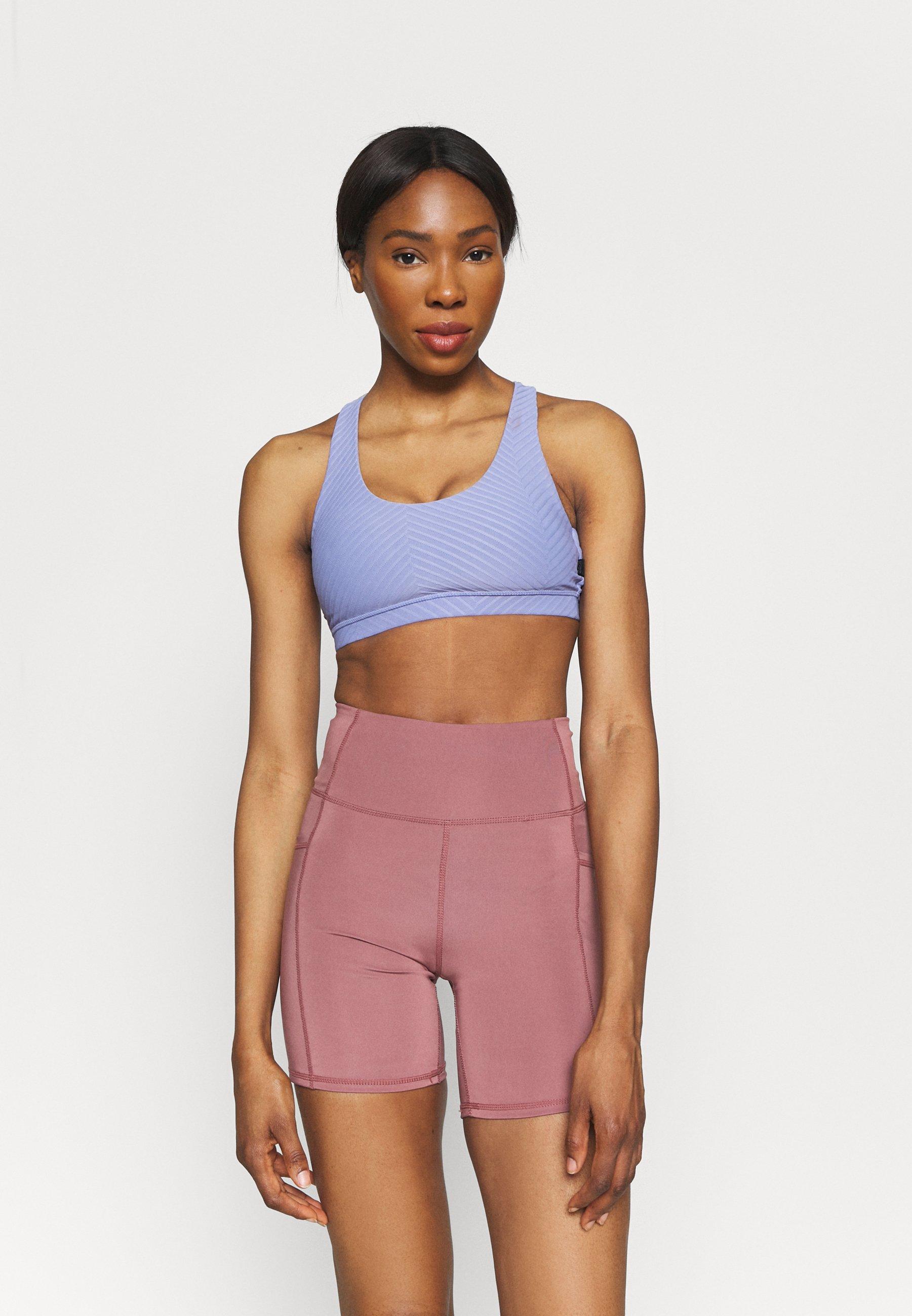 Women STRAPPY CROP - Light support sports bra