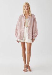 PULL&BEAR - Koszula - pink - 1