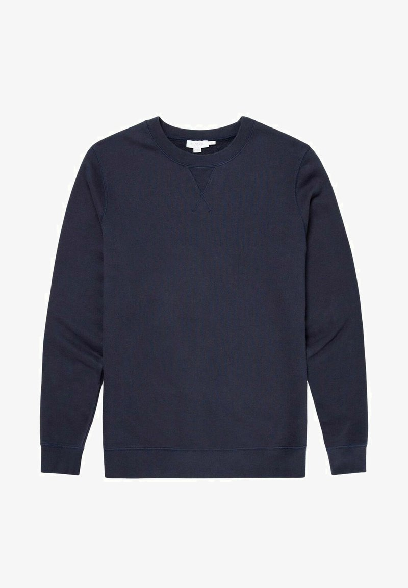 Sunspel - LOOPBACK - Sweatshirt - navy