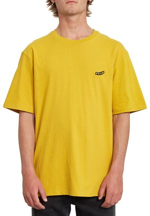 PISTOL  - T-shirt basic - yellow