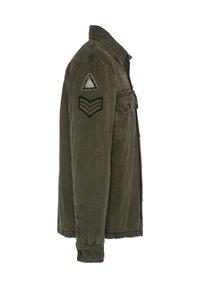 Schott - Light jacket - kaki - 1
