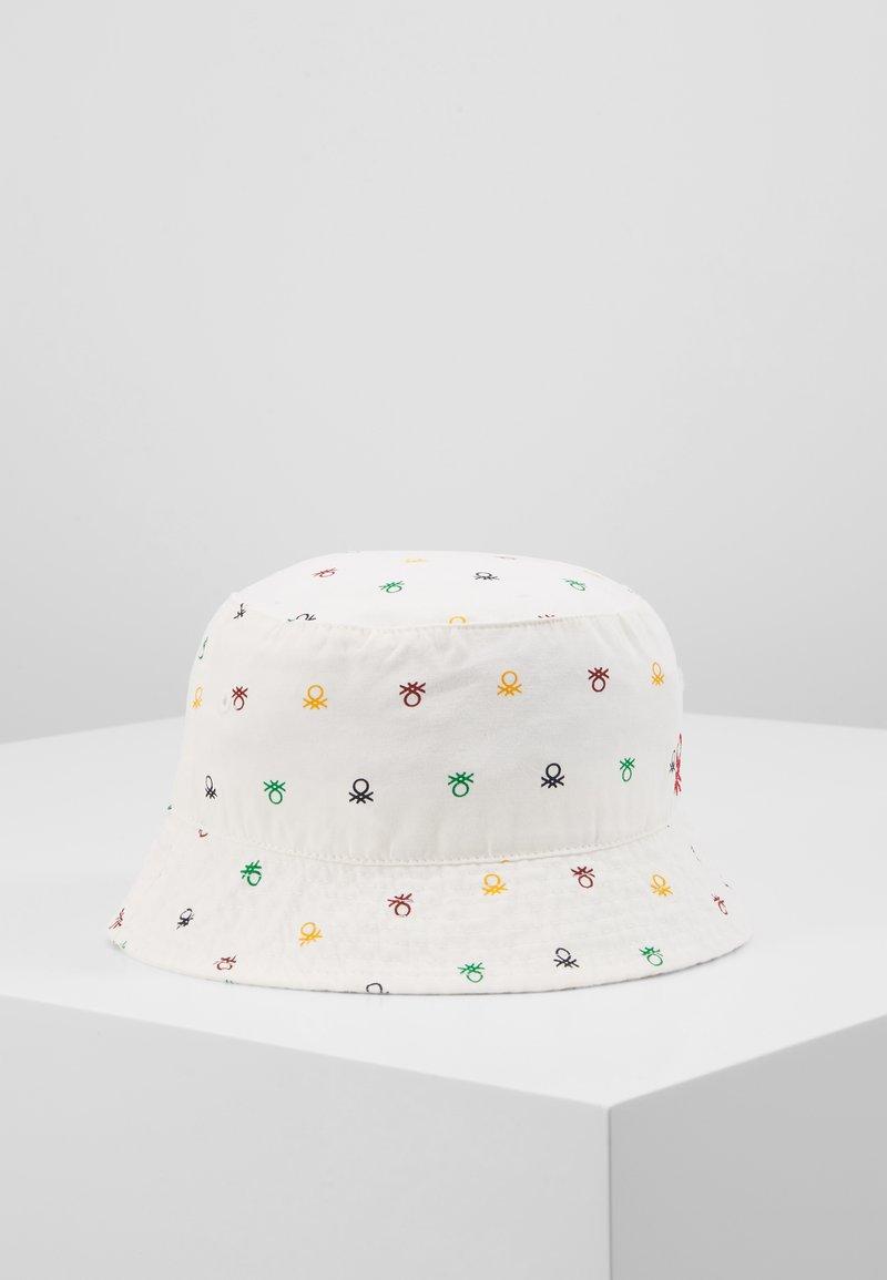 Benetton - HAT - Kapelusz - white