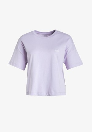 T-shirt basic - purple heather