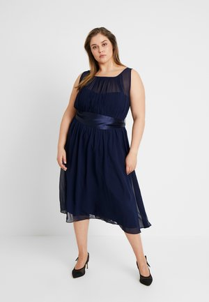 BETHANY DRESS - Cocktailkjoler / festkjoler - navy