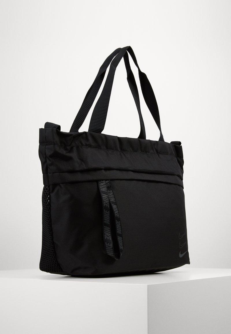 Nike Sportswear - ESSENTIALS - Velká kabelka - black/smoke grey