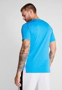 Puma - OLYMPIQUE MARSEILLE STADIUM D OLYMPIQUE MARSEILLE - Club wear - bleu azur/puma white - 2